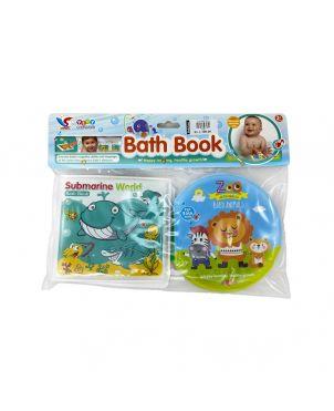 Eva Bath Book