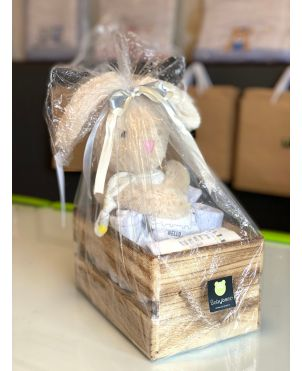 Babyshower Gift Pack - Bunny with Box