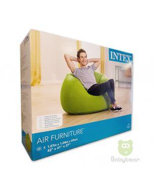 Kids Gifts in Sri Lanka - Air Bean Bag  INTEX Air Furniture