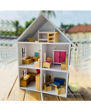 Babybear Lola Doll House (Medium)