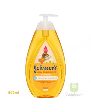 Johnsons Baby Conditioning Shampoo 800ml