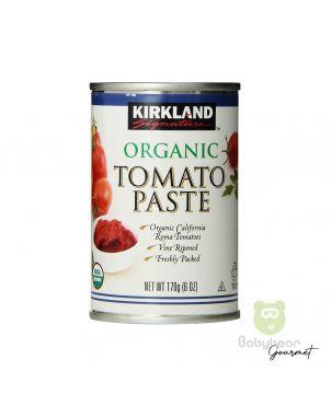 Kirkland Organic Tomato Paste 170g