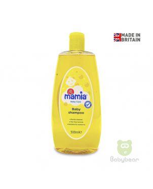 Mamia Baby Shampoo 500ml UK