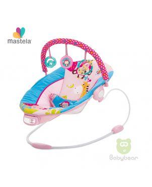 Mastela Bouncer - Pink