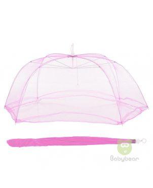 Baby Umbrella Net - Pink