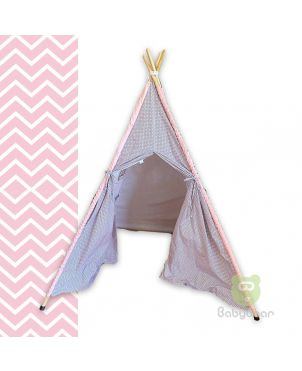 Teepee Tent  TP Baby Pink