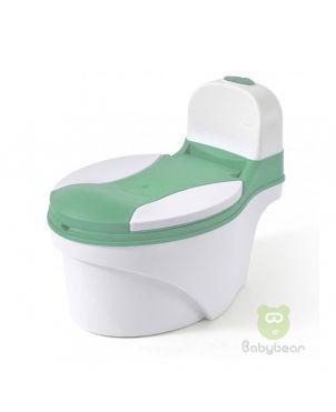 Commode Potty Training - Green