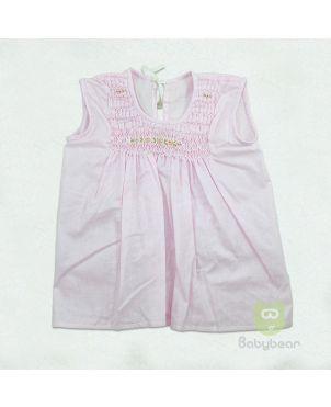 Smocked Baby Shirt 9