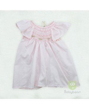 Smocked Baby Shirt 11