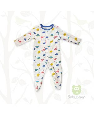 Baby Sleep Suit - Dino