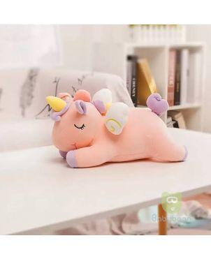 Ausi Sleepy Unicorn Soft toy - Pink