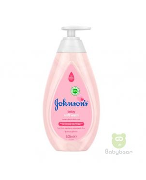 Johnsons Soft Wash 500ml (Italy) for Baby