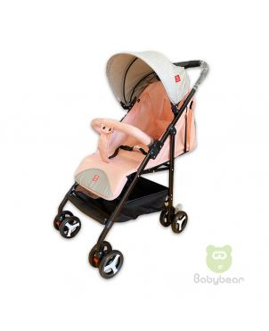 Travel Stroller Ezy - Pink