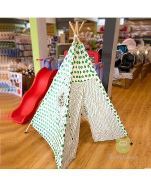 Teepee Tent -Polka Dot Babybear®