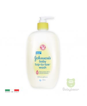 Johnsons Baby Top to Toe Wash