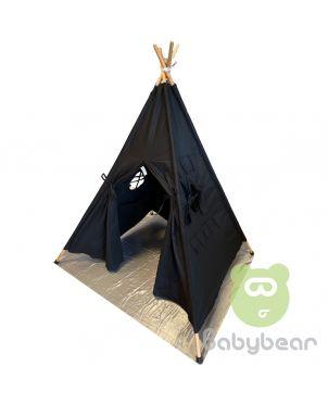 Teepee Tent - Black Babybear®