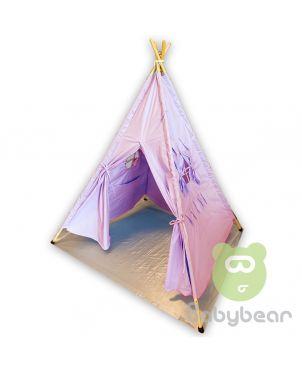 Teepee Tent - Pink Babybear®