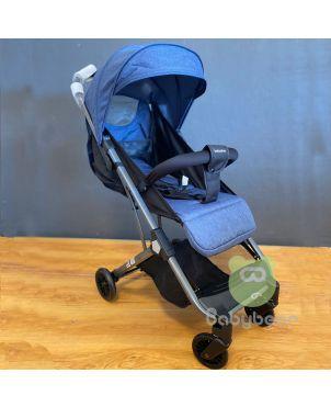 Travel Cabin Stroller -Blue