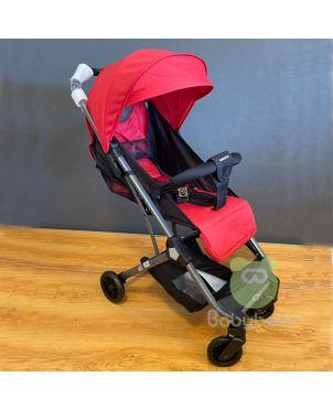 Travel Cabin Stroller -Red