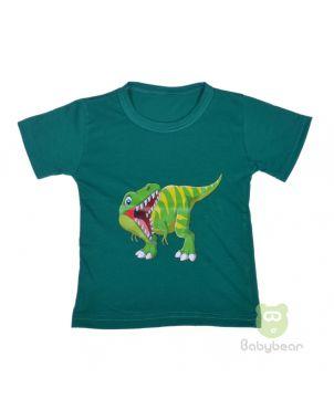 Dino Tshirt - Green