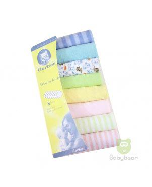 Gerber Wash Cloth Drool Cloth Burp Cloth (USA)