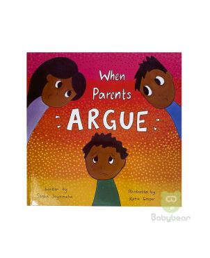 When Parents Argue by Kiribath Publishes