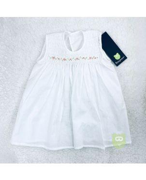 Smocked Baby Shirt 1