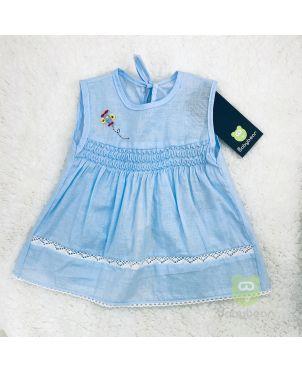 Smocked Baby Shirt 4