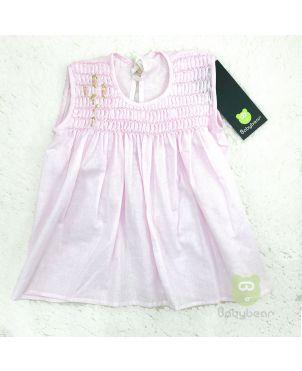 Smocked Baby Shirt 5