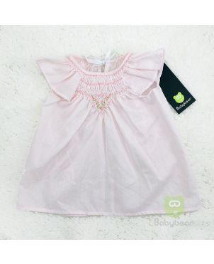 Smocked Baby Shirt 6