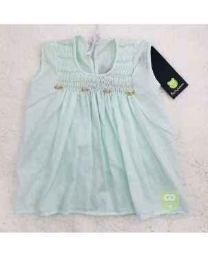 Smocked Baby Shirt 8